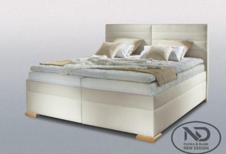 Kontinentální postel Lucia
