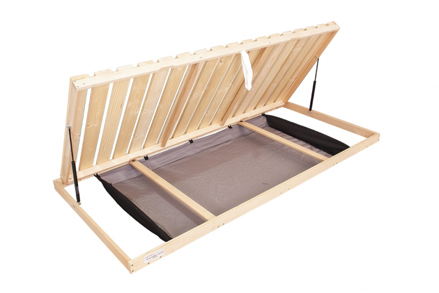 Rošt MABO Compact výklop úložný prostor