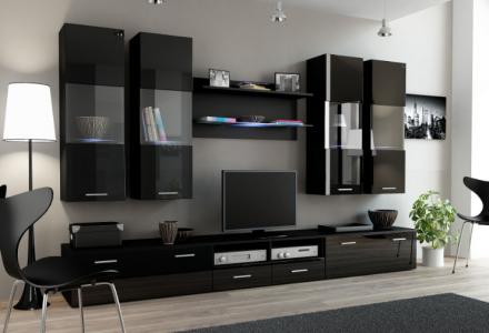 Luxusní obývací stěna Dream